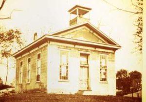 The Original Church Building